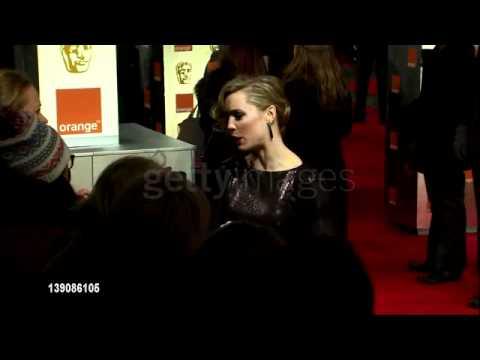Melissa George @ BAFTA Awards 2012