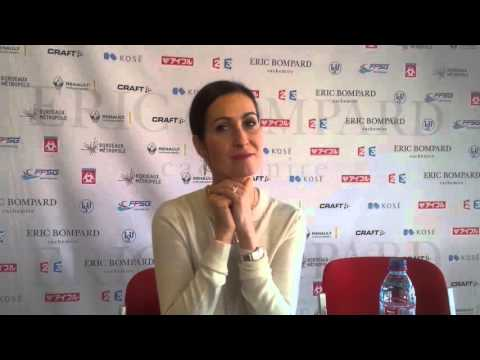 Interview with Marie-France Dubreuil, Canadian Ice Dancer & Coach of Papadakis & Cizeron