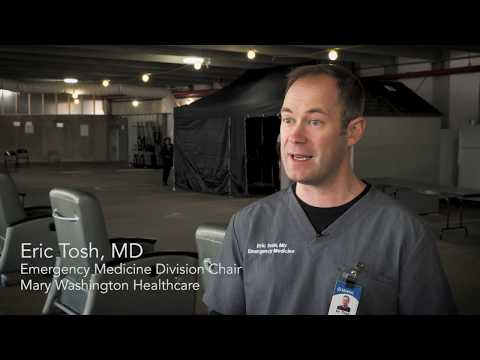 MWHC COVID-19 Preparedness: Field Hospital Walk Through