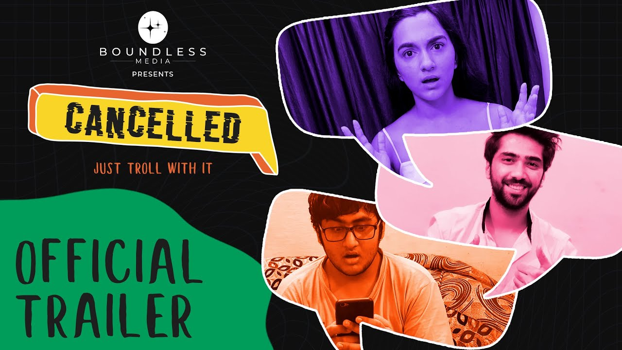 Download Cancelled | Official Trailer 2 | Boundless Media I Original Web Series 2020