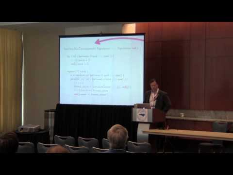 ECGC 2013 - Intelligence Engine Design Systems - How AI can help Game Design