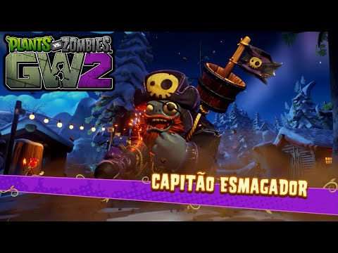 Plants Vs Zombies: Garden Warfare 2 - Capitão Esmagador #14