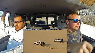 Nissan Patrol TB48 Engine Swap Dune Bashing Off Road