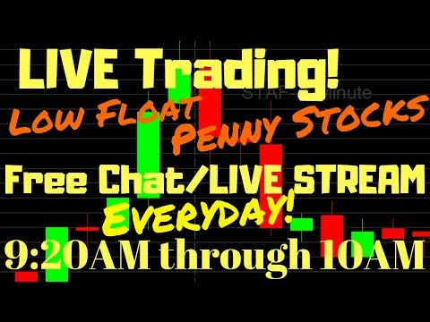 How To Scan For Low Float Stocks On Thinkorswim