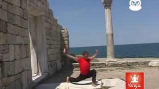 Утренний комплекс упражнений: Йога для дома(Потратьте утром всего 20 минут на не сложные упражнения йоги и получите заряд бодрости на целый день!!! Хотит..., 2012-09-09T10:55:49.000Z)
