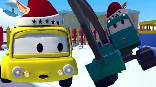 Строительная Бригада - Рождественский спецвыпуск: Упаковочная машина - детский мультфильм