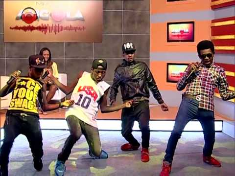 Download Bela  no palco do Made in Angola | Os Detroia | TV Zimbo |