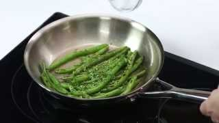 How To Make Pan-charred Green Beans With Tarragon | Mad Delicious Tips | Cooking Light