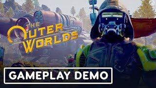 The Outer Worlds Gameplay - Finally, a Fallout: New Vegas Spiritual Successor - IGN LIVE | E3 2019