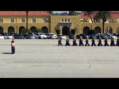 USMC Boot Camp Graduation - MCRD San Diego - April 2017