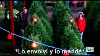 Glee Last Christmas Video Sub Español