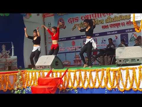 Dang Ghorahi Mahotsab 2074 perform by Jaljala Adhikari,Anita Raidash,Bimala Gharti