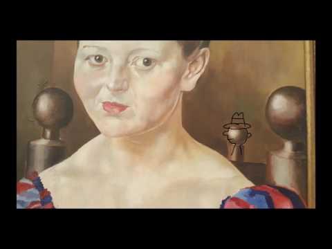 Nik Picks Apart a Painting #2 Elizabeth Wimperis by Stanley Spencer