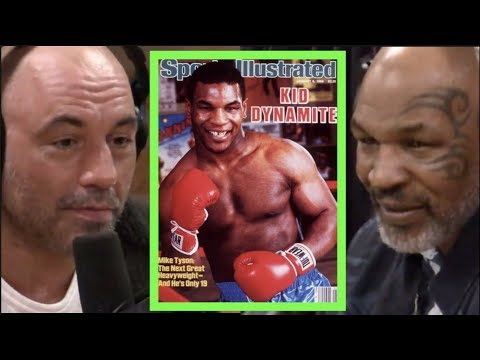 Mike Tyson on Becoming Champ at 19, Dealing with Fame | Joe Rogan