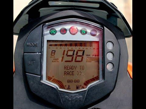 Ktm Speedometer Not Working