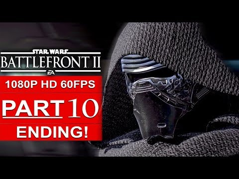 STAR WARS BATTLEFRONT 2 ENDING Gameplay Walkthrough Part 10 Campaign [1080p HD 60FPS PC]