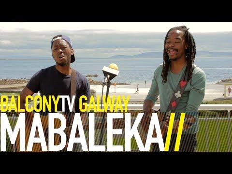 MABALEKA - CRASHED UPON THE WAVES (BalconyTV)