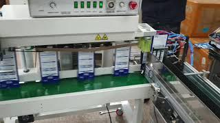 마스크 포장기 (봉투 자동공급장치)