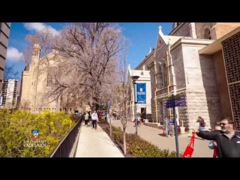 Study at The University of Adelaide