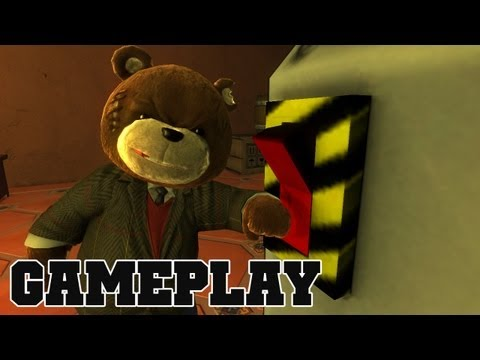 Naughty Bear Panic in Paradise Cuddles Official Gameplay Trailer