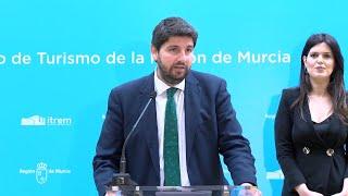 Murcia prevé superar los 6 millones de visitantes en 2019 pese al Brexit