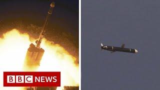 North Korea tests new long-range missile - BBC News
