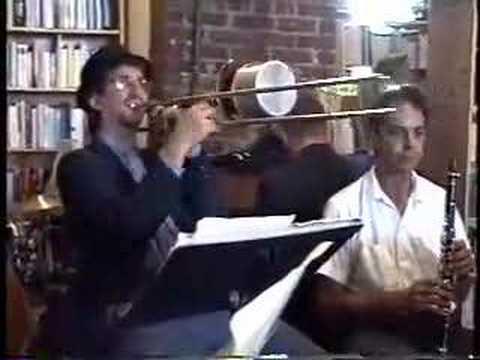 DogEaredBookstore 1993 feat. saxophonist BILL STEWART