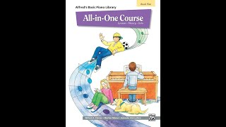 Page 43   Oh! Susanna! - Alfred All in One Course Book 5