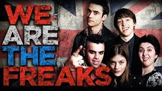 We Are The Freaks - Official Trailer (2014) Sean Teale, Mike Bailey, Jamie Blackley