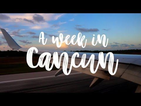Cancun 2017 || Travel Diary ♥ TIFFINI TRAN