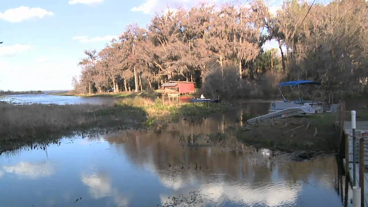 Twin lakes old florida fish camp youtube for Twin lakes fishing report