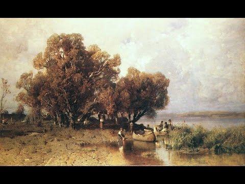 Mészöly Géza (1844-1887) Hungarian artist ✽ Ernesto Cortazar music