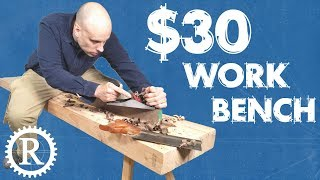 Build a REAL workbench for $30