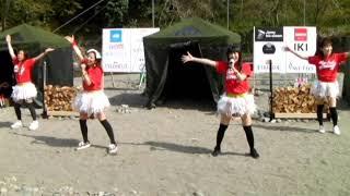 ときたまひみつきち COMORIVER Pop'Up Sauna Festival.