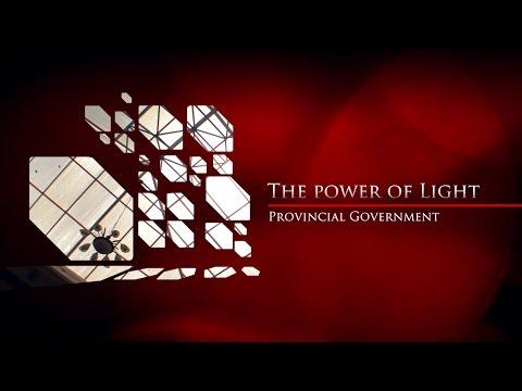 Provincial Government - Power of light (Documentary)