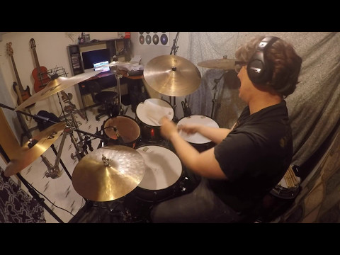 Michael Buble - Save The Last Dance For Me Drum Cover