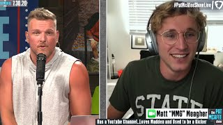The Pat McAfee Show | Thursday July 30th, 2020