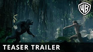 The Legend of Tarzan – Teaser Trailer - Official Warner Bros. UK