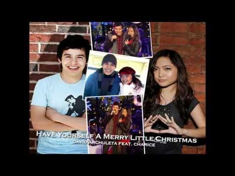Have Yourself A Merry Little Christmas (ft. Charice)