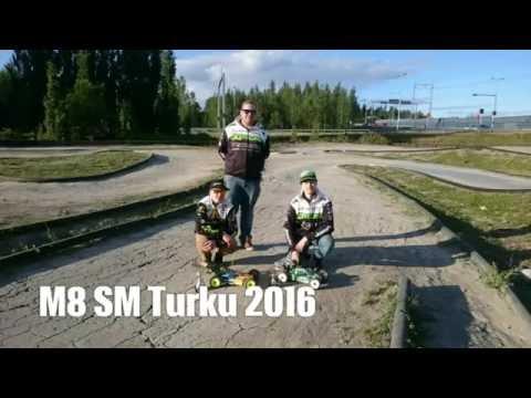 M8 A-finaali 11.6.2016 jyrkkälä Turku - A-Main Final 45min