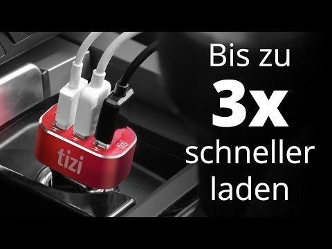 So lädst du dein Handy im Auto bis zu 3x schneller auf