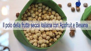 Il polo della frutta secca italiana con Apofruit e Besana