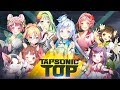 TAPSONIC TOP - Music Games Free For Android/iOS ᴴᴰ
