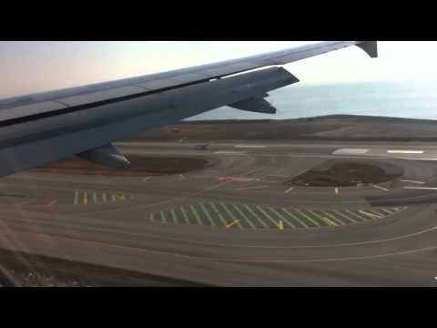Nice cote dAzur landing