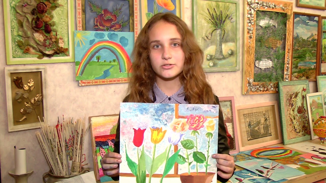 """Конкурс """"Дети рисуют Мир"""""""