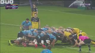EPCR Challenge Cup 2018/19, Rd 5: La Rochelle vs Zebre Rugby 32-12