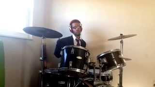 Tom Hanks Hot Chocolate Drum Cover