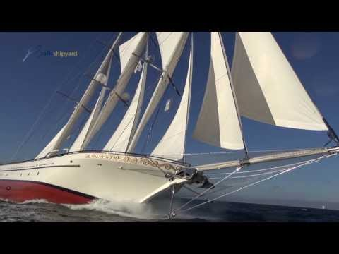 Offshore Sea Trial - Balk Shipyard - Superyacht