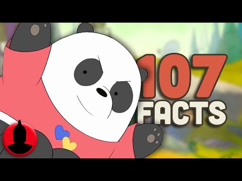 107 More Facts About We Bare Bears!! - Cartoon Facts! (107 Facts S7 E26)