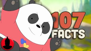 107 More Facts About We Bare Bears!! (107 Facts S7 E26) | Channel Frederator